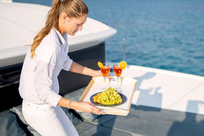 專業遊艇服務