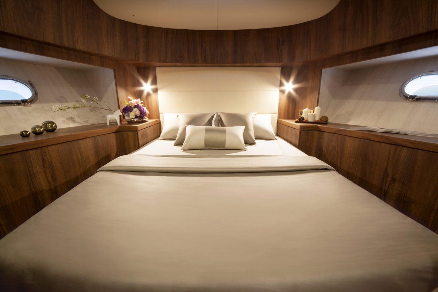 遊艇臥室1