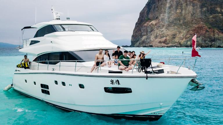 遊艇出租-單體遊艇