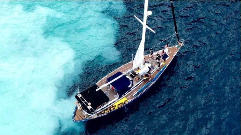 遊艇出租-帆船2