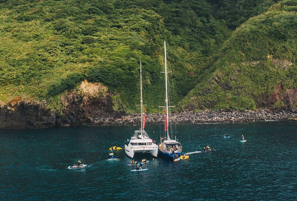 龜山島牛奶海SUP注意事項
